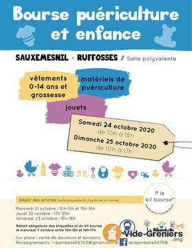 Bourse puériculture et enfance (0-14 ans) à Saussemesnil – Basse-Normandie