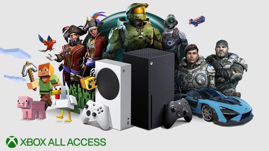 Xbox Series X – Le All-Access peut ne pas fonctionner selon votre banque